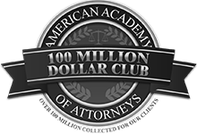 100 million dollar club logo